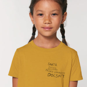 Camiseta corta Santa