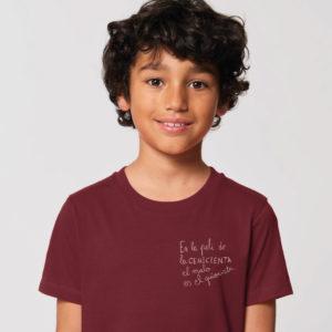 Camiseta infantil Cenicienta