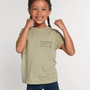 Camiseta corta Olentzero