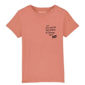 Camiseta infantil Unicornios