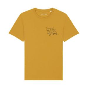 Camiseta Unisex Peidos Galego